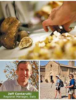 Tuscany cooking and hiking trip
